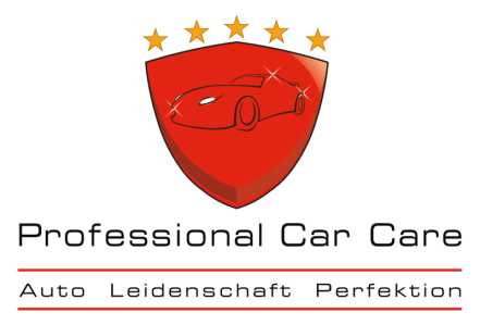 Autopflege, Autowäsche, Autoglas von Professional Car Care - Logo